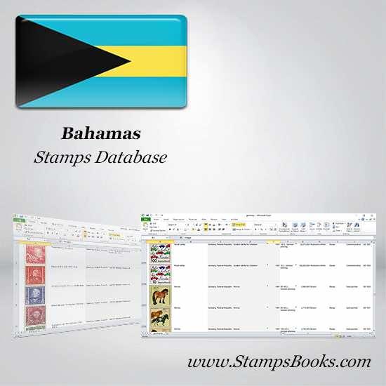 Bahamas Stamps dataBase