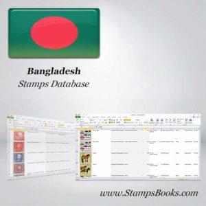 Bangladesh Stamps dataBase