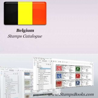 Belgique Timbres Catalogue