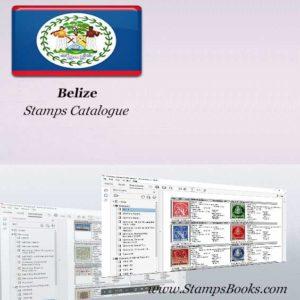 Belize Stamps Catalogue