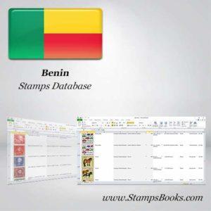 Benin Sellos de base de datos
