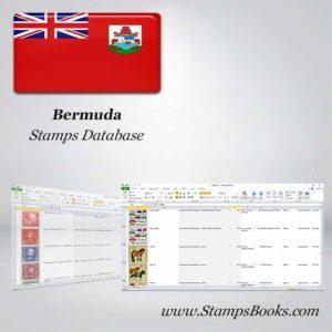 Bermuda Stamps dataBase