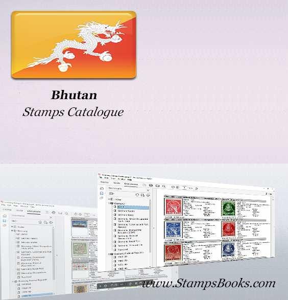 Bhutan Stamps Catalogue