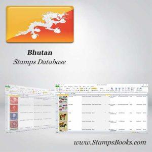 Bhutan Stamps dataBase