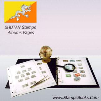 Bhutan stamps
