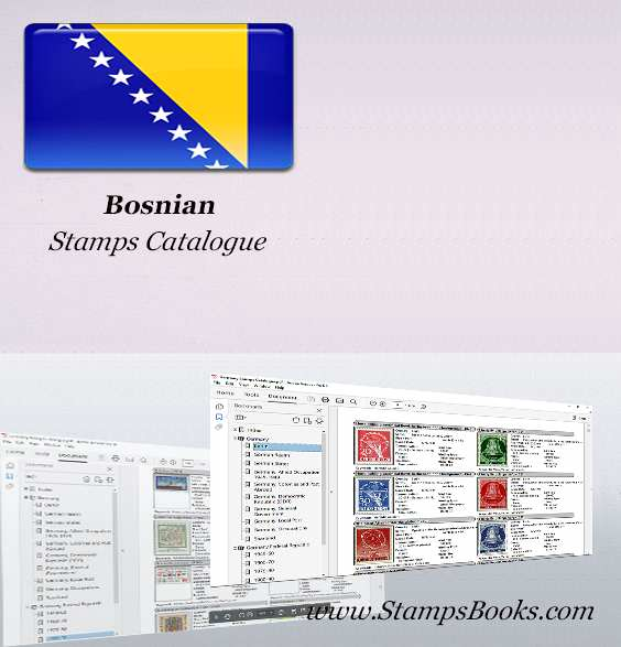 Bosnian Stamps Catalogue