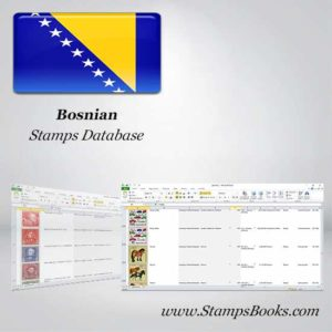 Bosnian Stamps dataBase