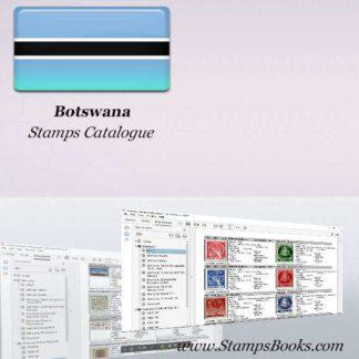 Botswana Stamps Catalogue