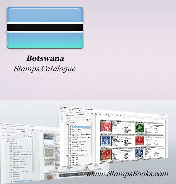 Botswana Stamps Catalogue