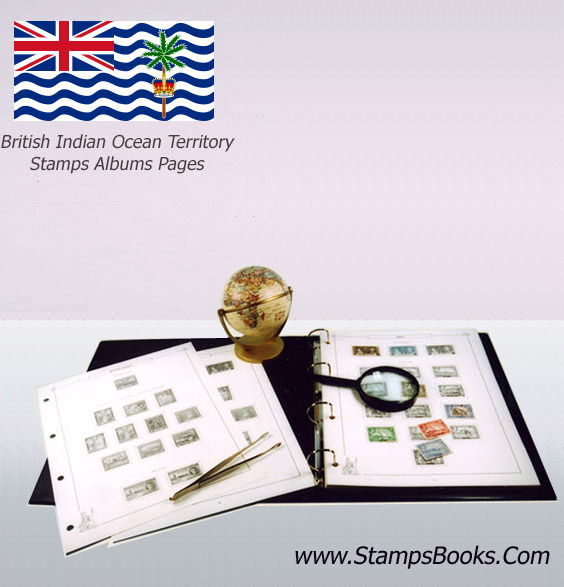 British Indian Ocean Territory stamps