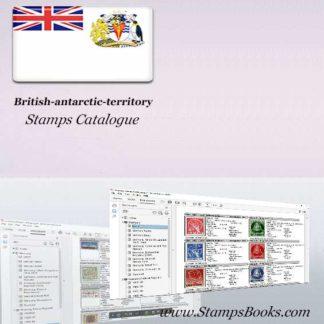British antarctic territory Stamps Catalogue