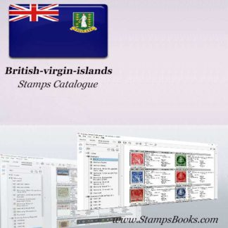 British virgin islands Stamps Catalogue
