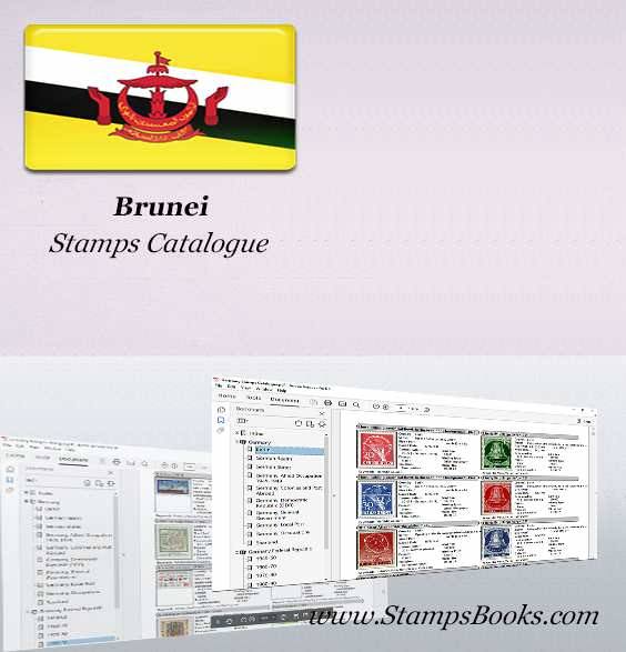 Brunei Stamps Catalogue
