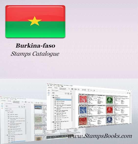 Burkina faso Stamps Catalogue