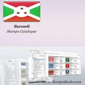 Burundi Stamps Catalogue