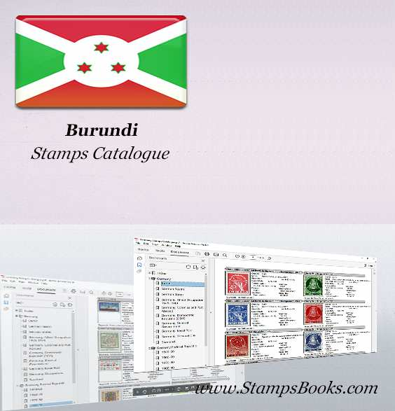 Burundi Stamps Catalogue
