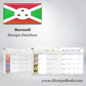 Burundi Stamps dataBase