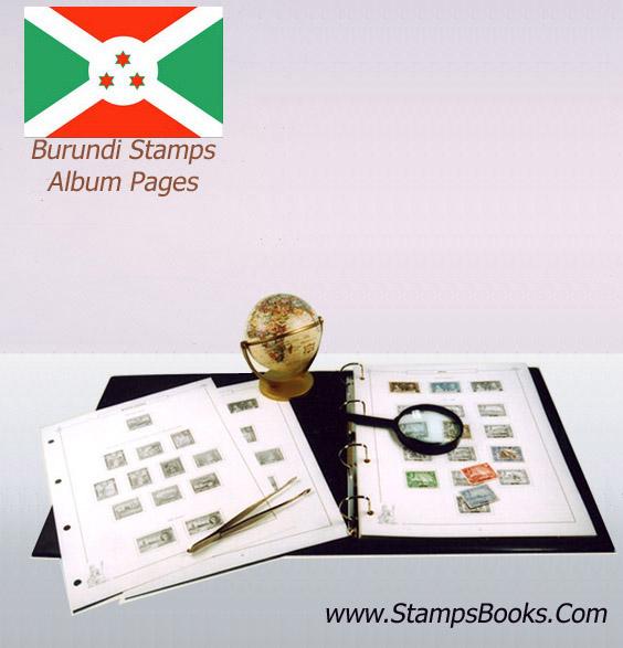 Burundi Stamps