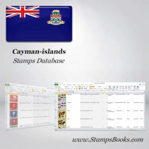 Cayman islands Stamps dataBase