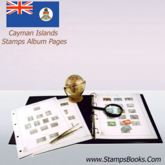 Cayman stamps