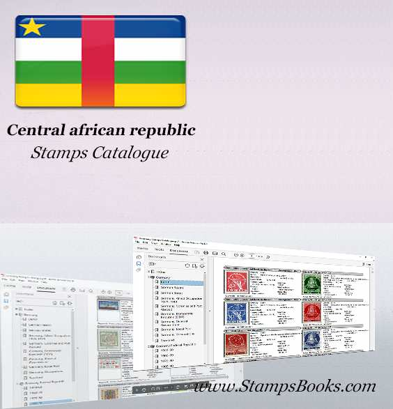 Central african republic Stamps Catalogue