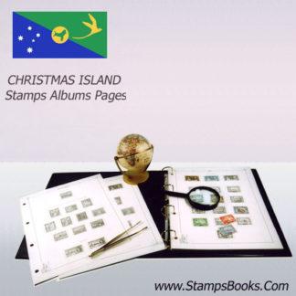 Christmas Island stamps