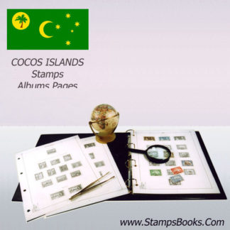 Cocos Islands stamps