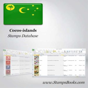 Cocos islands Stamps dataBase