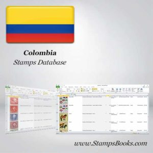 Colombia Stamps dataBase