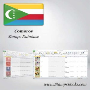 Comoros Stamps dataBase