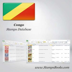 Congo Stamps dataBase