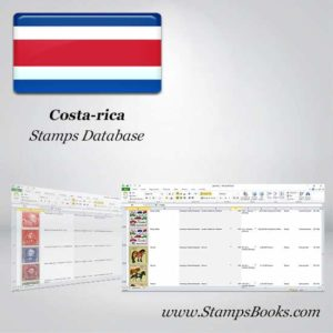 Costa rica Stamps dataBase