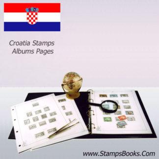 Croatia Stamps