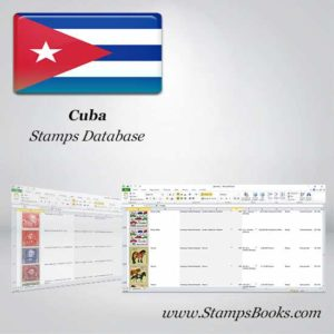 Cuba Stamps dataBase