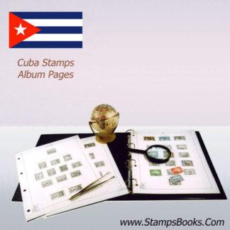 Cuba timbres