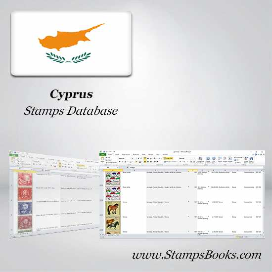 Cyprus Stamps dataBase