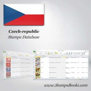 Czech republic Stamps dataBase