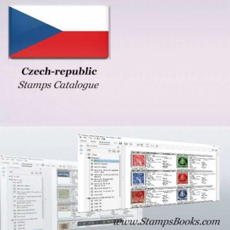 Czech republic stamps Catalogue