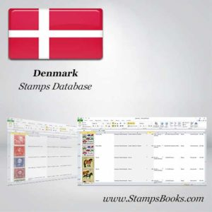 Denmark Stamps dataBase