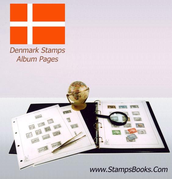 Denmark stamps