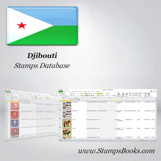 Djibouti Stamps dataBase