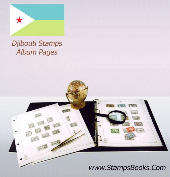 Djibouti stamps