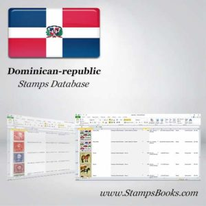 Dominican republic Stamps dataBase