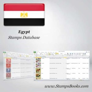 Egypt Stamps dataBase