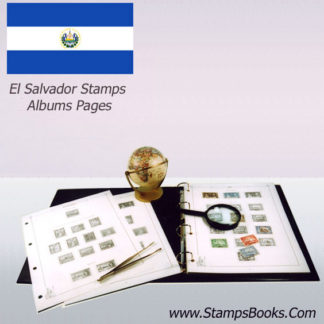 El Salvador stamps