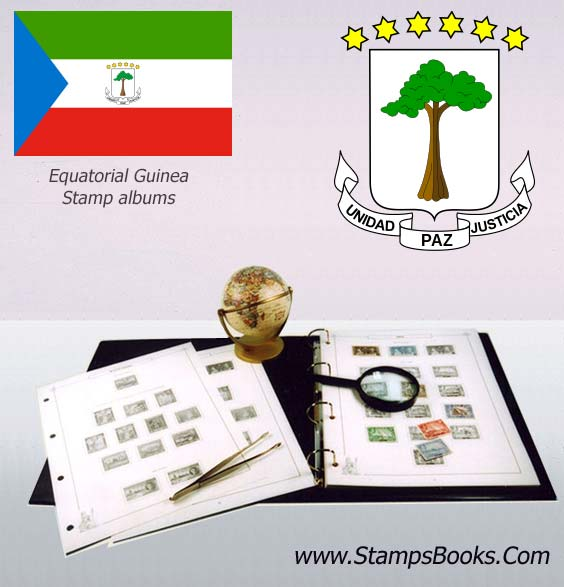 Equatorial Guinea stamps