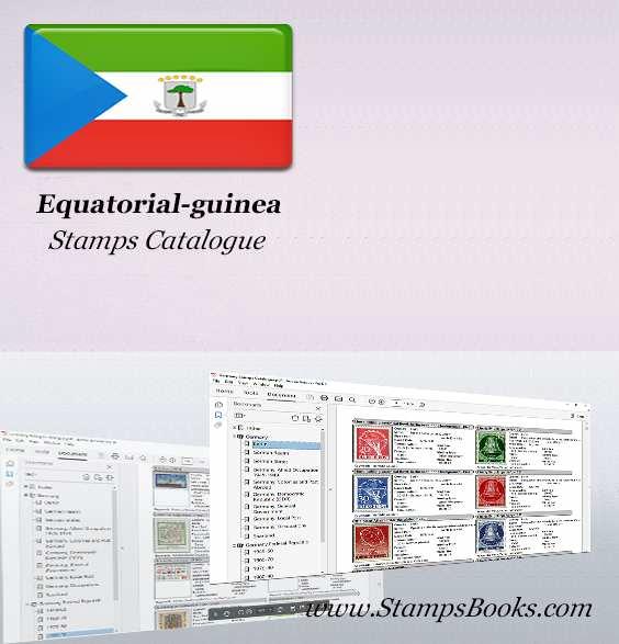 Equatorial guinea Stamps Catalogue