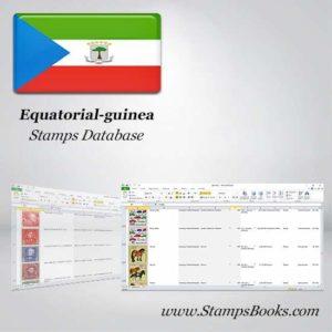 Equatorial guinea Stamps dataBase