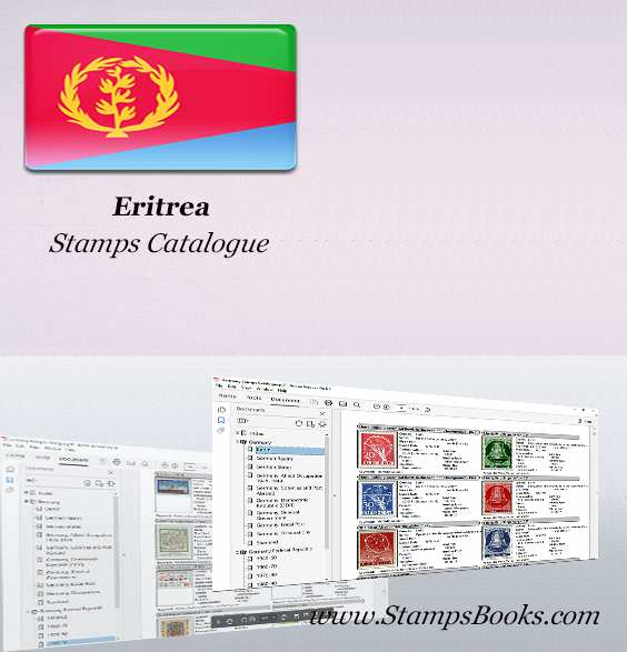 Eritrea Stamps Catalogue