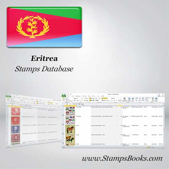 Eritrea Stamps dataBase